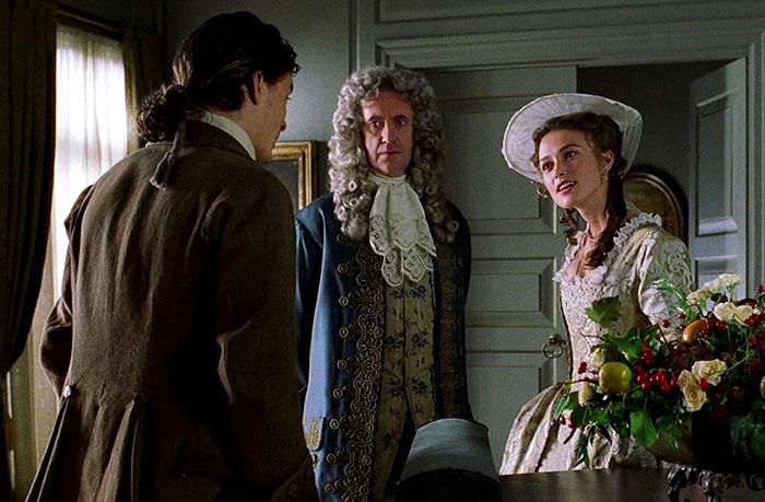 Will Turner and Elizabeth Swann