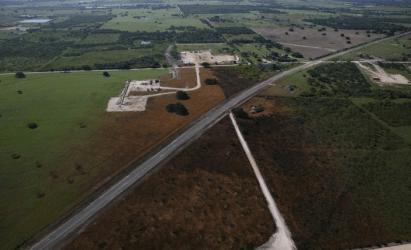 Damage from Fracking Fluid Spill