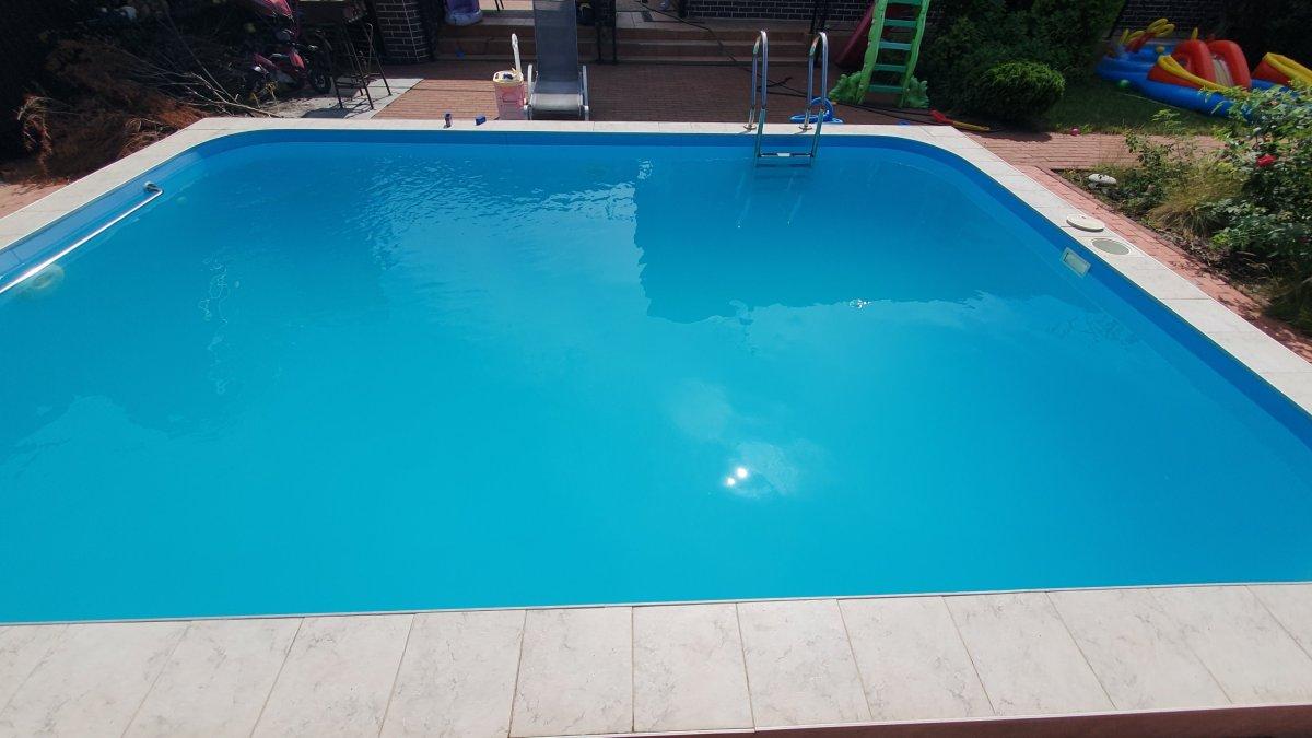 В бассейне пропал хлор Саратов