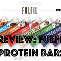 Review: Fulfil Bars