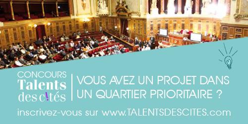 Inscrivez-vous au concours Talents des Cités 2015 en Picardie !