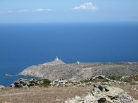 Punta Scorno col suo Faro - Asinara