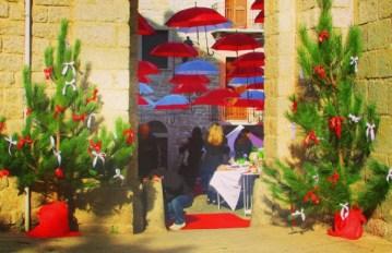 Natale a Tempio Pausania (foto Instagram @vallle90)