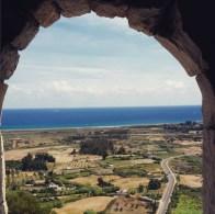 [Panorama dal castello della Fava] foto Instagram @belipt