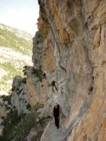Nuovo trekking Supramonte