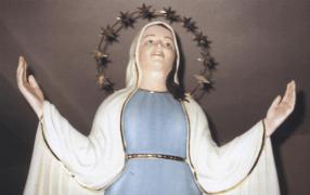 Medjugorje: Gospa dopo il restauro