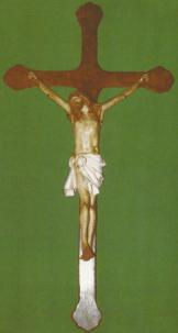 Crocifisso che donò le stimmate a Edvige Carboni - Foto del Comitato Serva di Dio Edvige Carboni - Tutti i diritti riservati