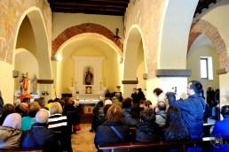Galtellì: interno della Cattedrale di San Pietro - Foto di Sardegna Terra di Pace - Tutti i diritti riservati