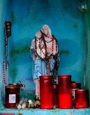 Gonare: statua della Madonna - Foto di Sardegna Terra di Pace - Tutti i diritti riservati