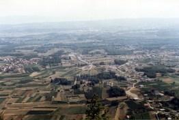 Panorama di Medjugorje dal Križevac '83 – Foto di Sardegna Terra di Pace – Tutti i diritti riservati