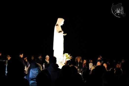 Medjugorje: apparizione straordinaria a Ivan – Foto di Sardegna Terra di Pace – Tutti i diritti riservati