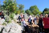 Medjugorje, Esaltazione della Croce 2014: Collina delle Apparizioni (5) – Foto di Sardegna Terra di Pace – Tutti i diritti riservati