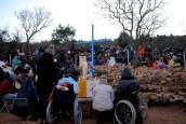 Medjugorje, Capodanno 2015: in attesa della apparizione del 2 Gennaio (5) – Foto di Sardegna Terra di pace – Tutti i diritti riservati