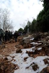 Medjugorje, Capodanno 2015: Salita sul Križevac (1) – Foto di Sardegna Terra di pace – Tutti i diritti riservati