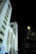 Medjugorje, Capodanno 2016: Chiesa di San Giacomo (2) - Foto di Sardegna Terra di Pace – Tutti i diritti riservati