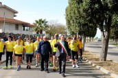 Processione verso Piazza Regina della Pace (2)