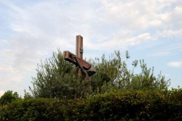 Medjugorje, Anniversario Apparizioni 2016: Crocifisso – Foto di Sardegna Terra di pace – Tutti i diritti riservati