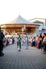 Medjugorje, Anniversario Apparizioni 2016: Distribuzione dell'Eucarestia – Foto di Sardegna Terra di pace – Tutti i diritti riservati