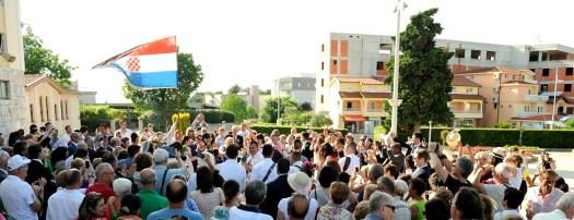 Medjugorje, Anniversario Apparizioni 2016: Festeggiamenti per Matrimonio – Foto di Sardegna Terra di pace – Tutti i diritti riservati