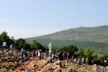 Medjugorje, Anniversario Apparizioni 2016: Podbrdo - Collina delle Apparizioni – Foto di Sardegna Terra di pace – Tutti i diritti riservati