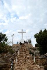 Medjugorje, Esaltazione della Croce 2016: Croce sul Krizevac (4) – Foto di Sardegna Terra di pace – Tutti i diritti riservati