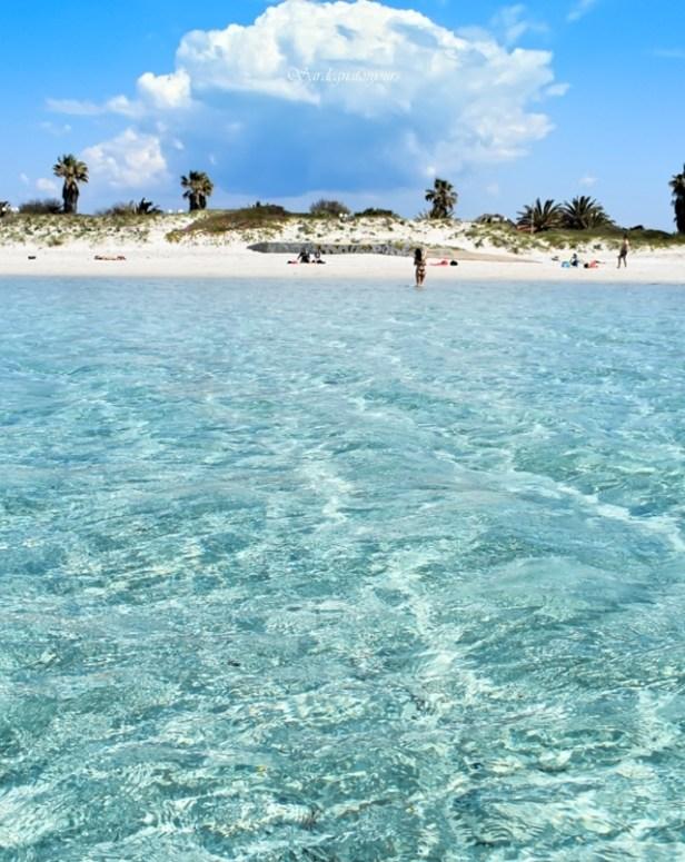 spiaggia di putzu idu