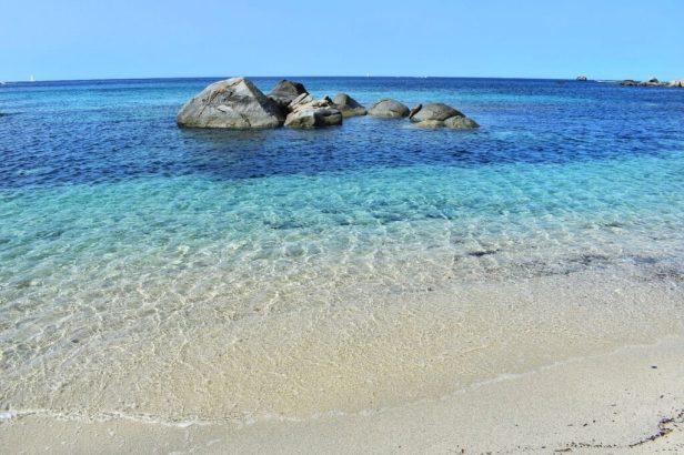 Spiaggia di cala caterina