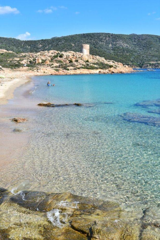 spiaggia torre del budello