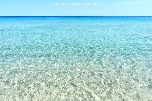 Spiaggia di Cala Sinzias