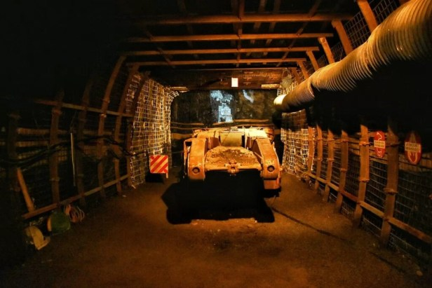 la grande miniera di serbariu