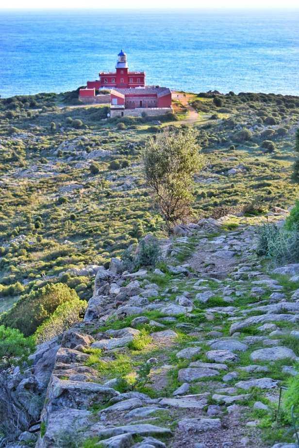 Faro Capo Spartivento