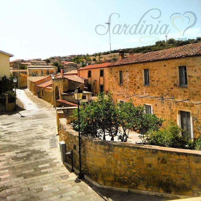 Architetture tradizionali - Collinas - Marmilla