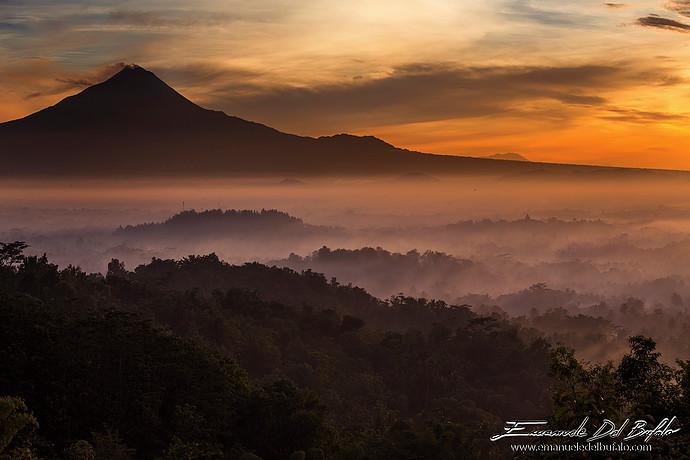 Indonesia - Vulcano