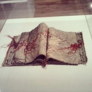 Libri cuciti-Maria Lai