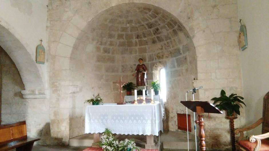 Chiesa di Santo Stefano- Monteleone Roccadoria