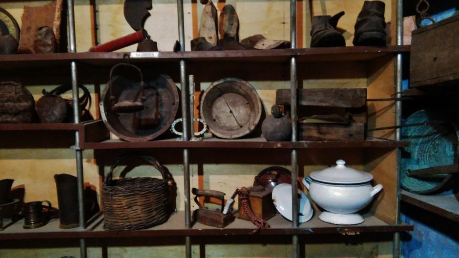 Collezioni etnografiche a Desulo