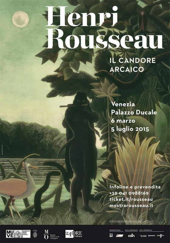 Rousseau. Il candore arcaico