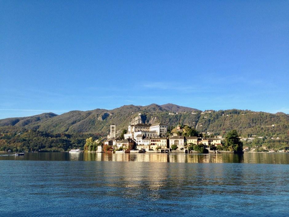 L'Isola di Orta San Giulio e i Sacri Monti