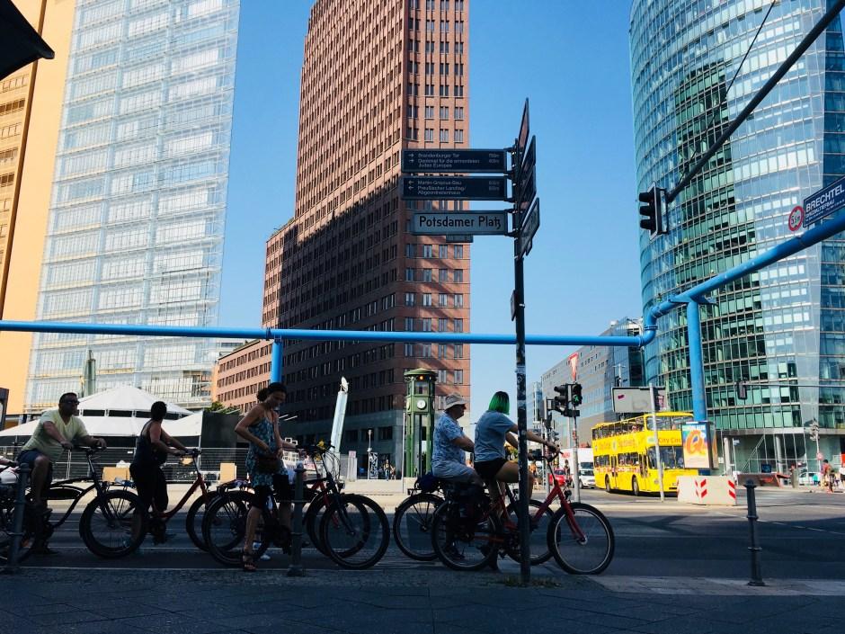 L'esercito dei ciclisti di Berlino