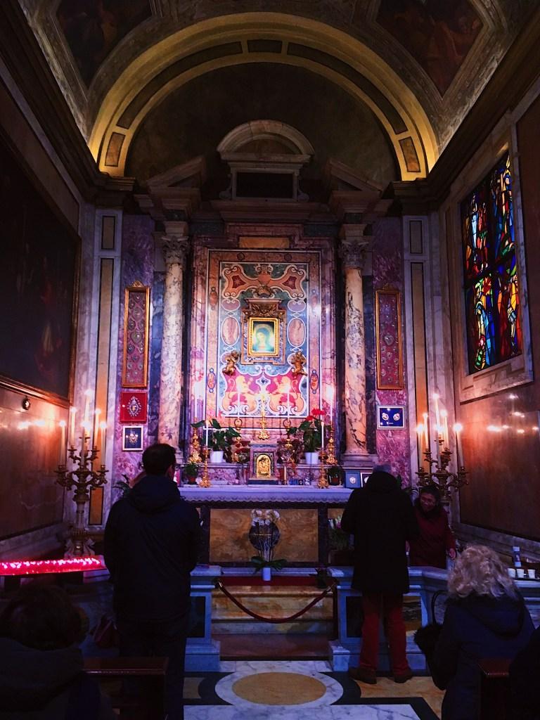 Cappella della Madonna del pozzo