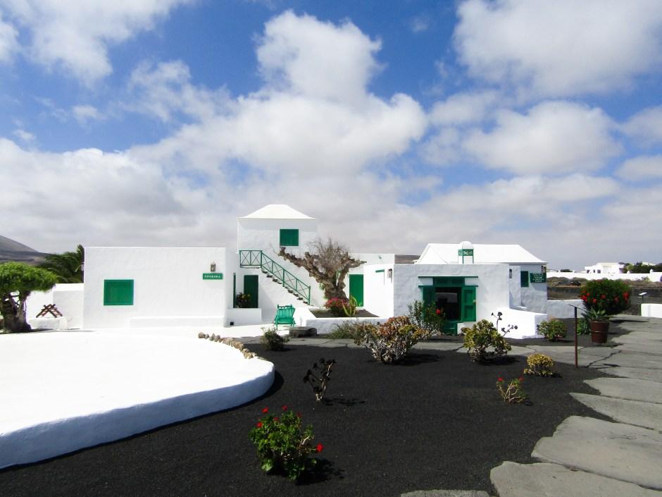 Museo del campesino nel comune di Tahiche