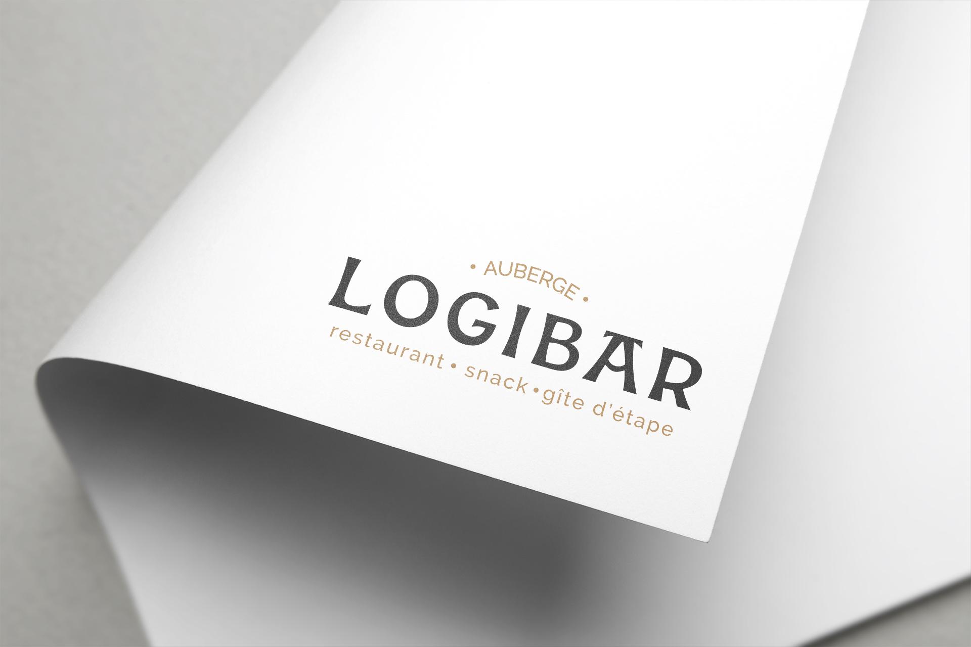 Logo Auberge Logibar à Larrau