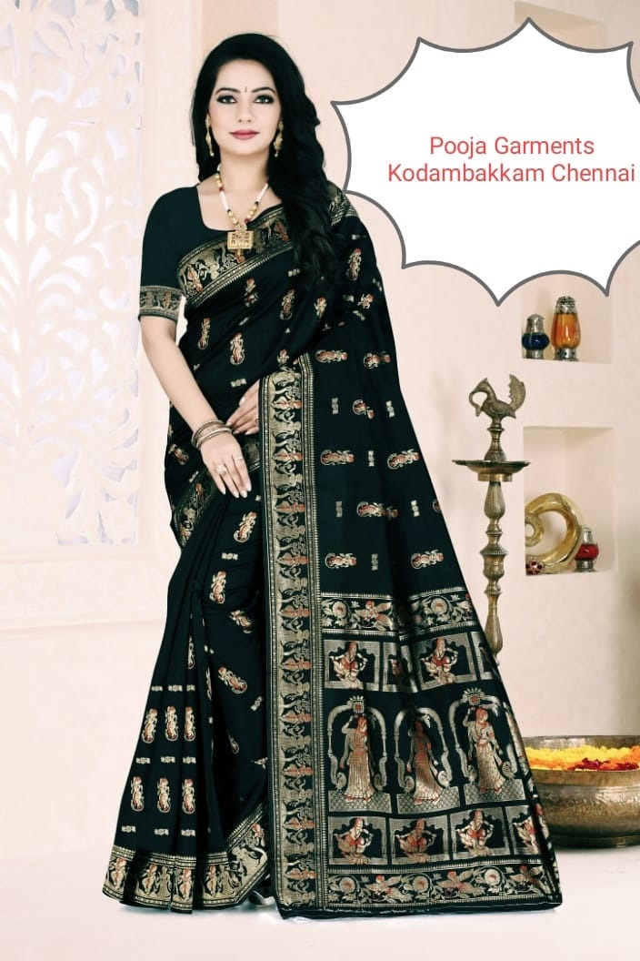buy online pure silk sarees in chennai