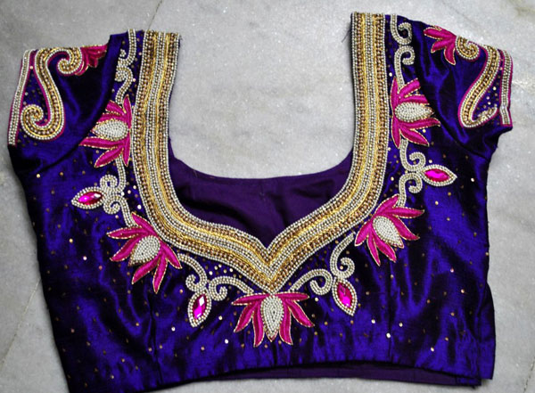 Latest Maggam Work Blouse Designs Images Ideas Best Work Blouse Images In Work Blouse Blouse Designs Saree Blouse Designs Discover The Latest Best Selling Shop Women S Shirts High Quality Blouses