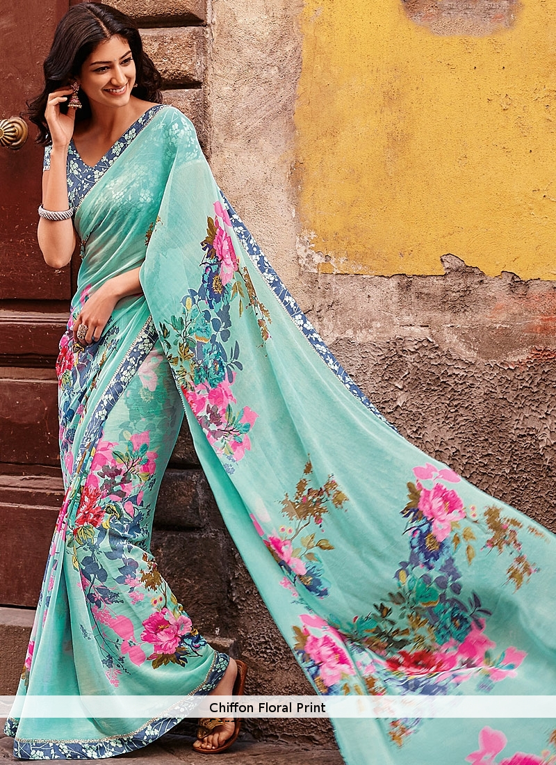 How To Stylishly Flaunt Floral Prints In INDIAN Attires