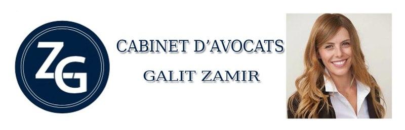 Galit Zamir Cabinet d'Avocats