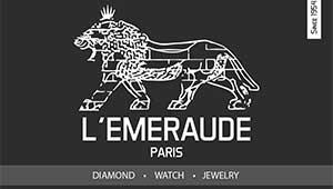 L'Emeraude Paris