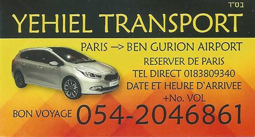 Yehiel Transport