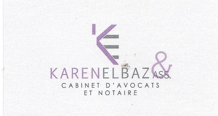 Karen Elbaz Cabinet d'Avocats