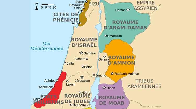 royaume d'Israel